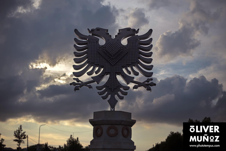 Skanderbeg अल्बानिया