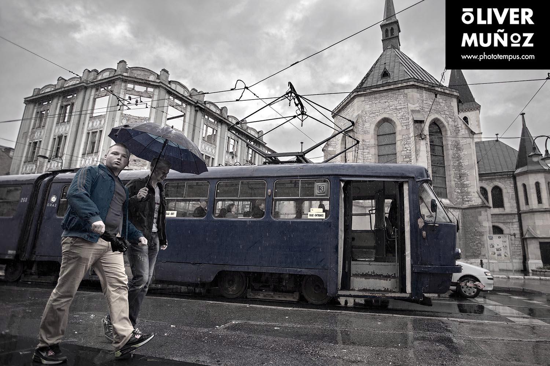 Bosnia y Herzegovina , un país dividido