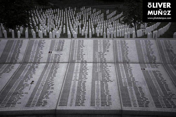 El Memorial al Genocidio de Srebrenica – Potocari