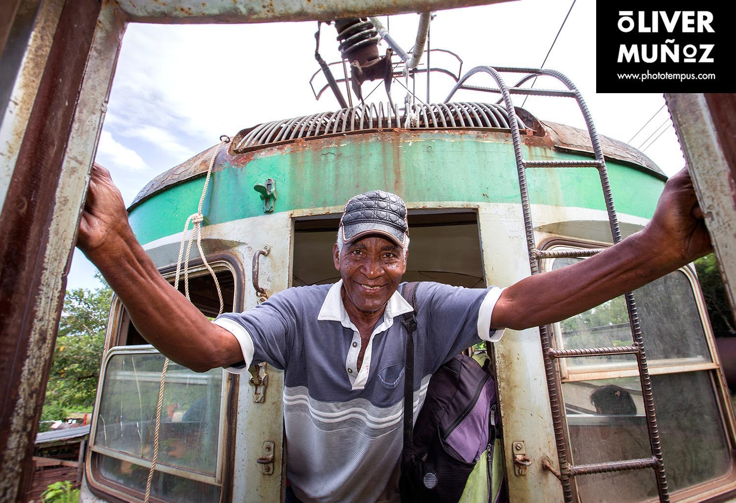 Train Hershey, journey to the past in Cuba