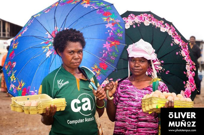 El sabor agridulce de Port Moresby ( Papua Nueva Guinea )