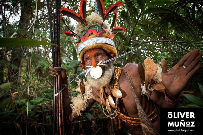 Los Sing-Sing de PNG ( Papua Nueva Guinea )