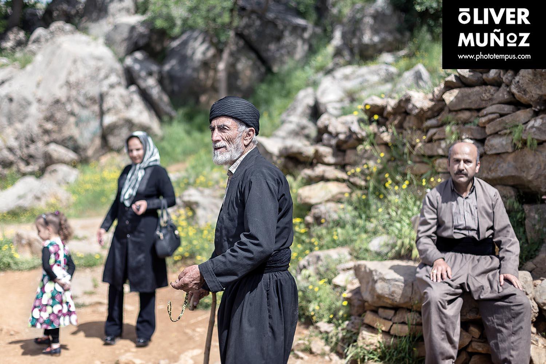 Het Iraans Koerdistan