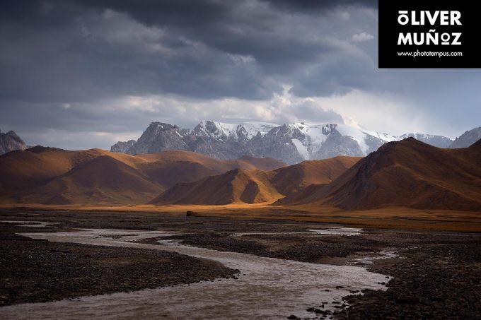 Ak-Say, la región menos poblada de Kyrgyzstan