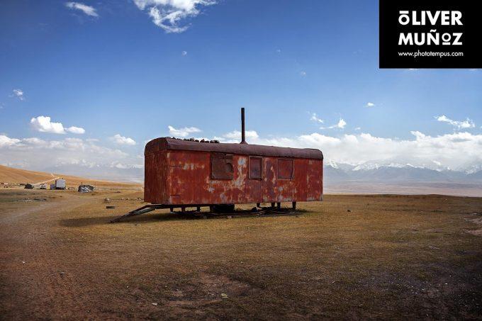 Vidas metálicas ( Kyrgyzstan )