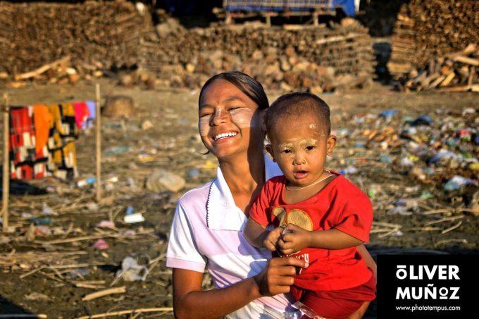 Los deportados de Mandalay ( Myanmar )