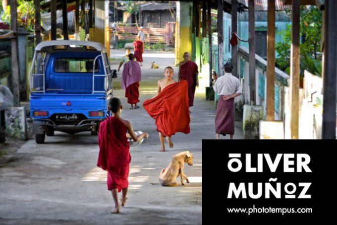 » Buscando refugio » en Myanmar