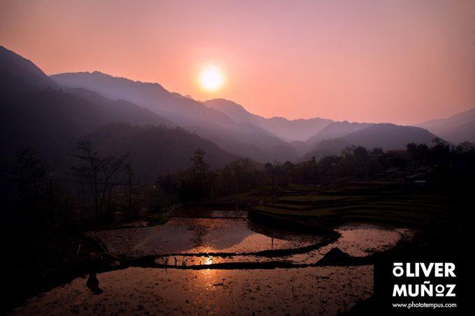 La increible provincia de Ha Giang ( Vietnam )